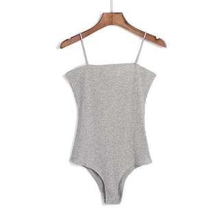👼🏻 (PO) Spag Strap bodysuit