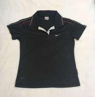 Black Dri-Fit Shirt