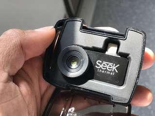 Seek Thermal Compact Camera for iPhone