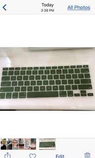 """Macbook Air 13"""" Keyboard Protector"""