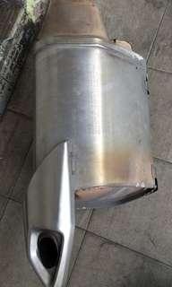 Exhaust standard er6n/er6f 2013.