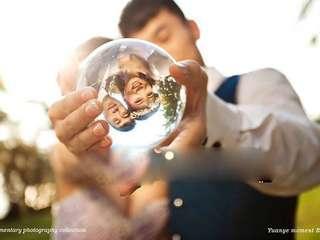 攝影道具,攝影水晶球