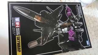 Tomy Transformers Masterpiece MP-6 Skywarp 變形金剛 日版