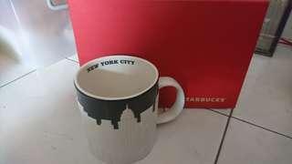 Starbucks relief mug New York II 🇺🇸 - yellow cab