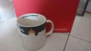 Starbucks relief mug Kuala Lumpur 🇲🇾
