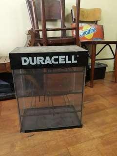 Showcase duracell plastik