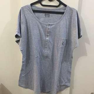 Grey Basic Shirt