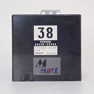 TOYOTA HIACE 2006 KDH AIR COND AMPLIFIER (DENSO 177600-0245 / 886500-26380)