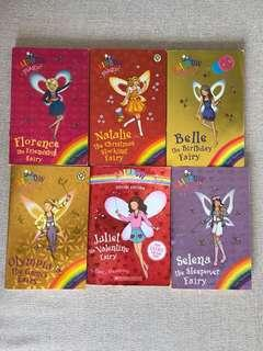 Rainbow Magic Assorted Books