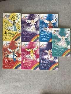 Rainbow Magic The Party Fairies Series