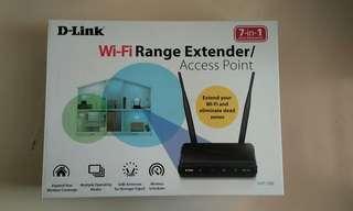 D-Link Wi-Fi Range Extender/Access Point DAP-1360