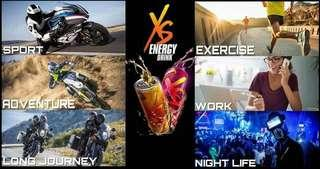 XS energy drink (In-Stock) HALAL