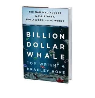 Billion Dollar Whale Hardcover