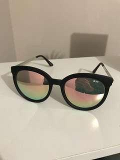QUAY Sunglasses - Black