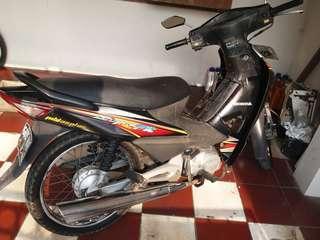Honda supra fit 2006 full original