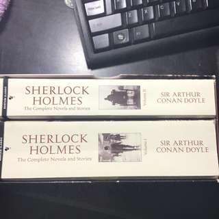 COMPLETE NOVELS AND STORIES OF SHERLOCK HOLMES