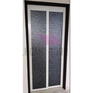 HDB, BTO Slide & Swing Door