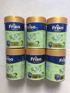 Friso Stage 2 BN