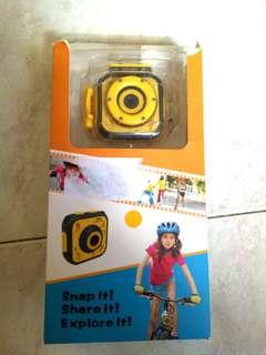 Children Sports Action Camera