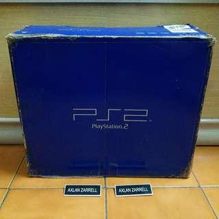 Kotak PS2 Fat Playstation 2 Phat Box With Inner
