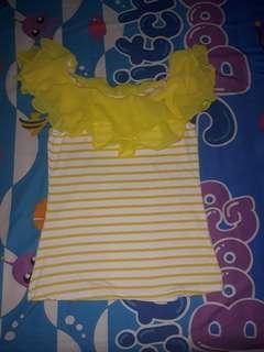 yellow sabrina salur