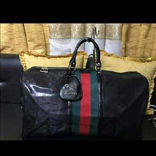 s55 gucci traveling bag
