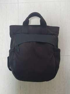 Crumpler black backpack