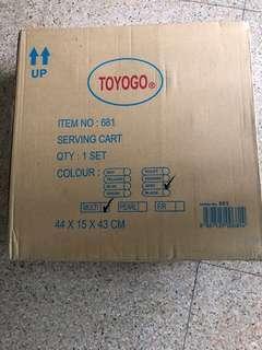 Toyogo serving tray