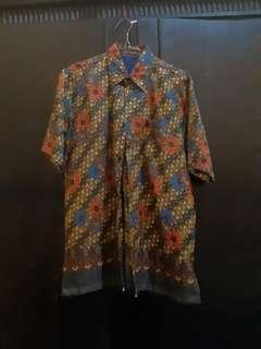 Baju Batik #TIUBL