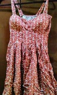 Corset dress (new without tags)
