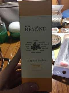 Beyond身體乳