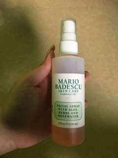 Mario Badescu Rosewater Spray