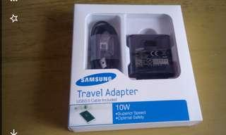 Samsung Travel Adapter with USB type C 1.0 cable