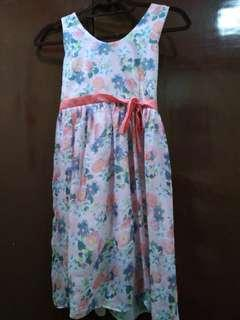 Floral dress for 7yrs old 👗 NEW 👗