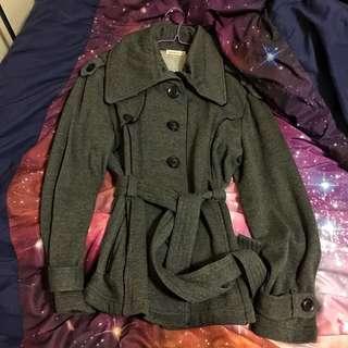 COCOLATTE Dark Grey Jacket