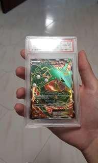 PSA 10 Rayquaza Ex Dragon Blade 1st Edition