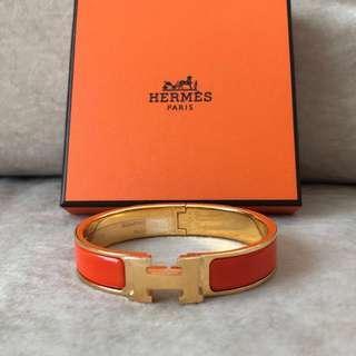 Hermes Bracelet - CLIC H #MILAN01