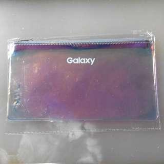 Samsung Galaxy 幻彩透明拉錬袋