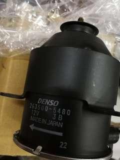 Denso Japan Fan Motor New
