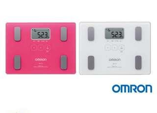 OMRON歐姆龍體重體脂計 HBF-212