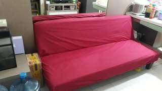 Cover Sofabed Informa merk Gwinston Waterproof bahan bagus
