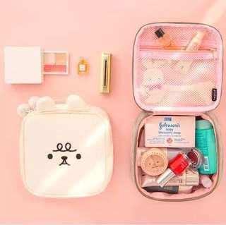 [PO] Cute Stuffed Animal Makeup Pouch