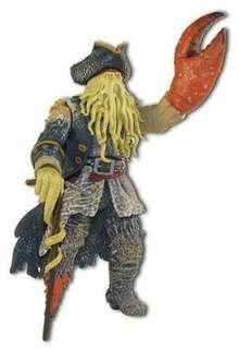 Pirates of the Caribbean Davy Jones Snapping Claw