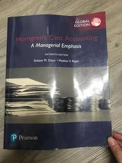 🚚 管理會計學原文書