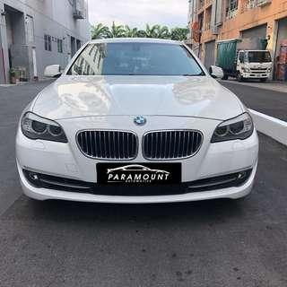 BMW 520i Turbo (BMW MERC AUDI/ CONTI CARS)