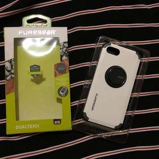 Authentic Puregear Iphone 7 shockproof case