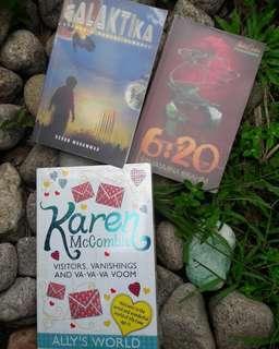 3 buku murah