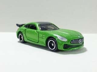 🚚 現貨-TOMICA多美日本製賓士 AMG GT R模型玩具