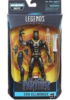 (現) Marvel Legends - Killmonger