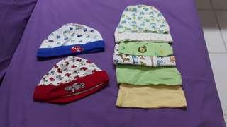 Topi newborn - boy
